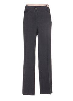 Pantalon casual gris GARDEUR pour femme
