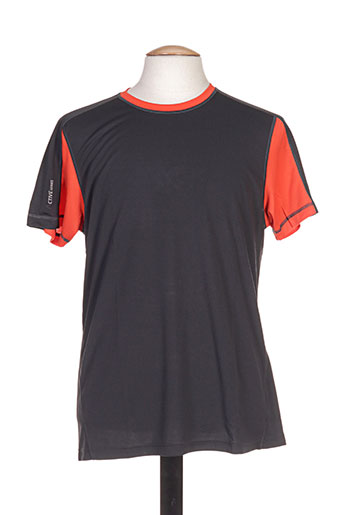 cimalp t-shirts homme de couleur gris