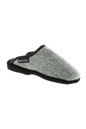 löwenweiss chaussures femme de couleur gris
