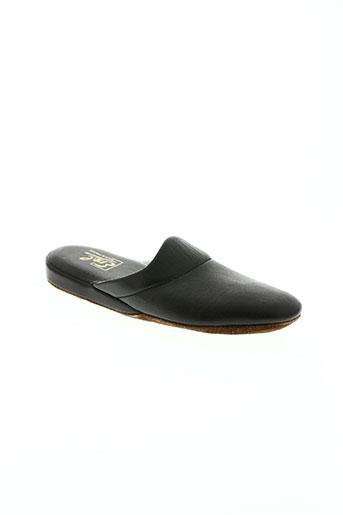 erel chaussures homme de couleur marron