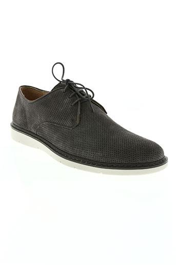 swedi chaussures homme de couleur gris