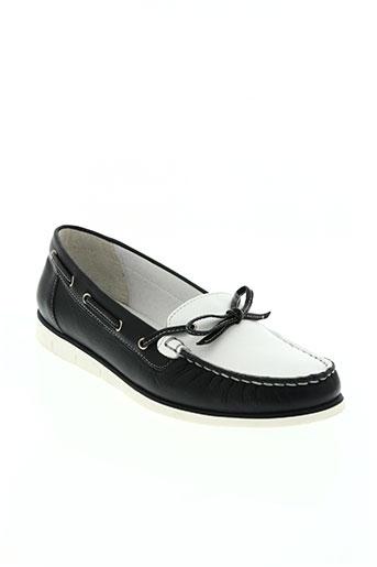 avd shoes chaussures femme de couleur bleu