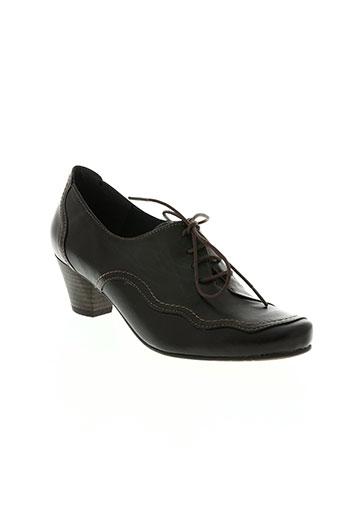 pomares vazquez chaussures femme de couleur marron