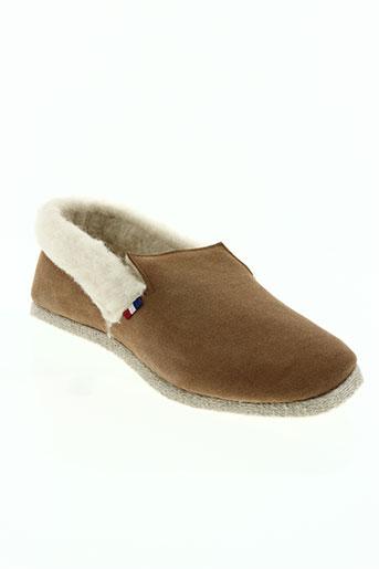 monchausson chaussures femme de couleur marron