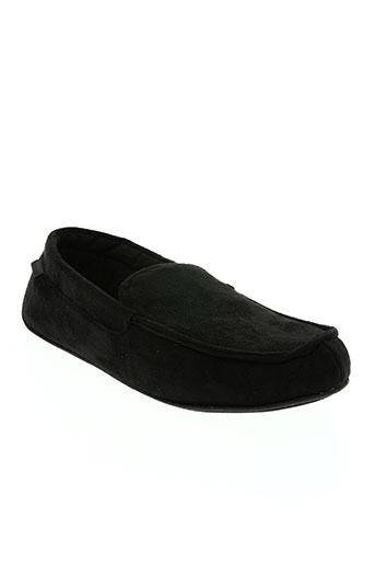 isotoner chaussures homme de couleur gris