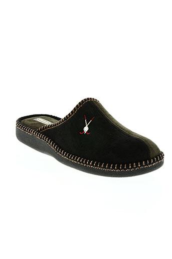 semelflex chaussures homme de couleur vert