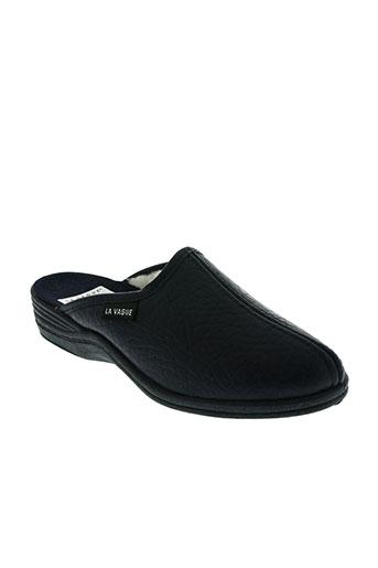 la vague chaussures femme de couleur bleu