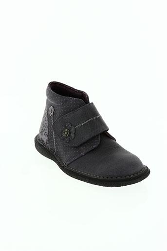 bopy chaussures fille de couleur violet