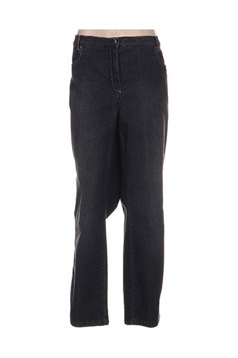 jean gabriel jeans femme de couleur noir