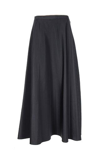 frank usher jupes femme de couleur noir