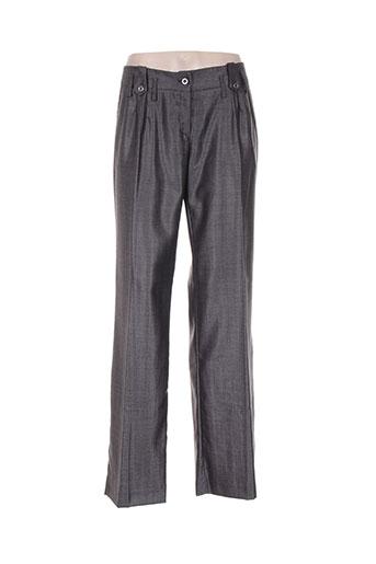 Pantalon chic gris INFINITIF pour femme
