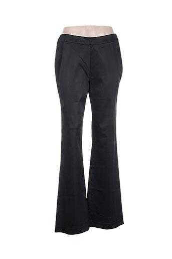 Pantalon chic noir D.U.S.K pour femme