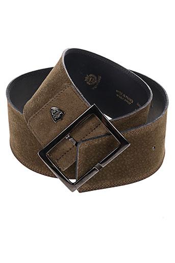 chambord accessoires unisexe de couleur marron