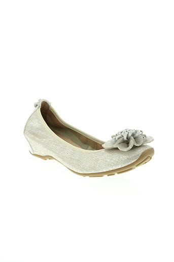 mam'zelle chaussures femme de couleur gris