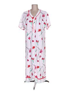 En Nuit Modz Femme Chemises Soldes Pomme Pas De Cher Rose TqWXwU