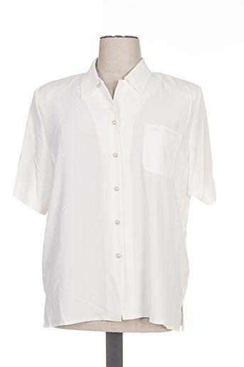 jean christophe.g chemises femme de couleur beige