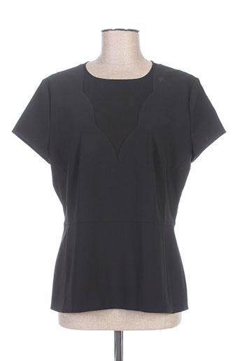 hugo boss chemises femme de couleur noir