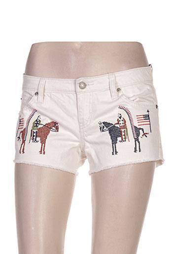 ralph lauren shorts / bermudas femme de couleur beige