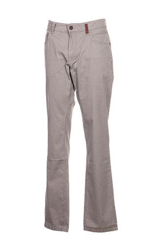 camel active pantalons homme de couleur gris