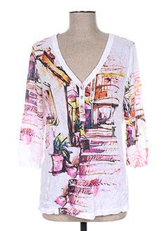 Produit-T-shirts-Femme-ETOILE DU MONDE