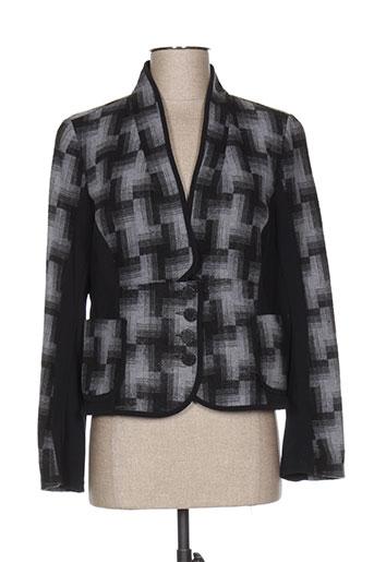 Veste chic / Blazer noir E-BRYDE pour femme