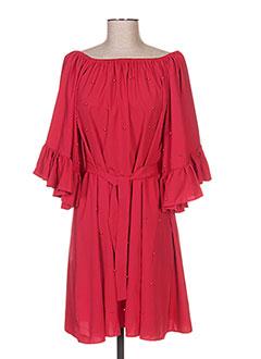 Produit-Robes-Femme-FLAMANT ROSE