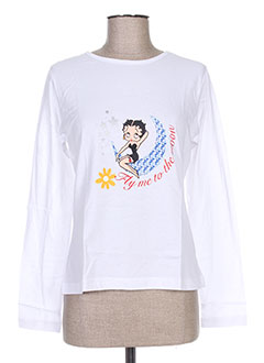 photo de betty boop pantalon veste pullover femme