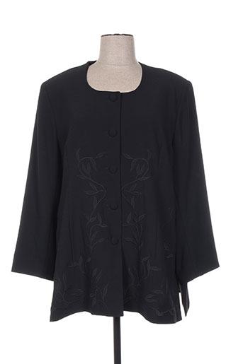 rondissimo vestes femme de couleur noir