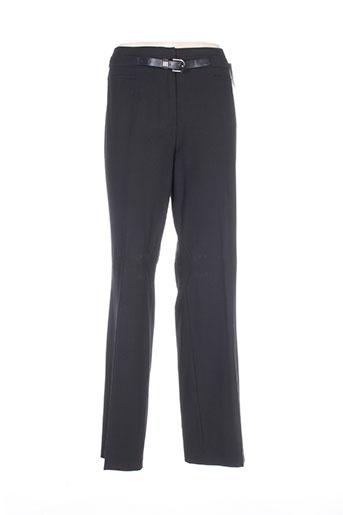 Pantalon chic noir GERRY WEBER pour femme