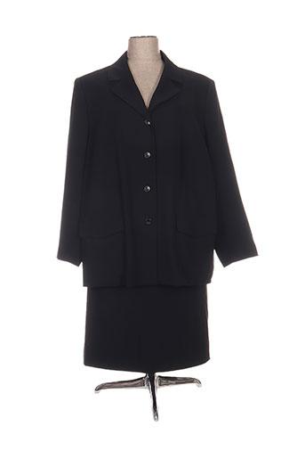 Veste/jupe noir JEAN BIOLAY pour femme