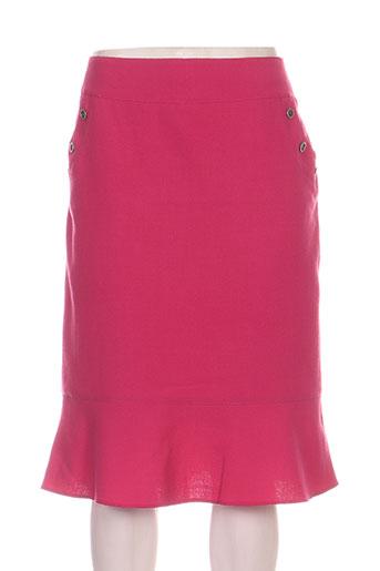 anne kelly jupes femme de couleur rose