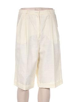 Produit-Shorts / Bermudas-Femme-GERARD PASQUIER