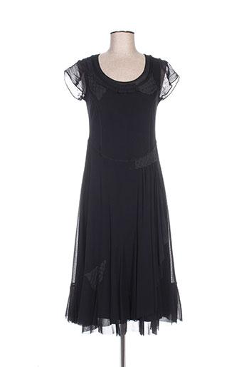 evalinka robes femme de couleur noir