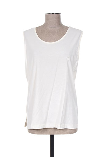 karting t-shirts femme de couleur beige
