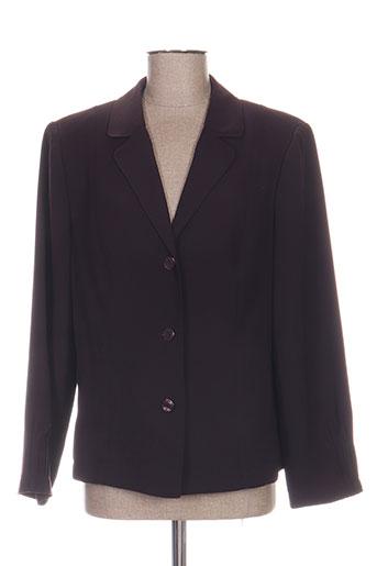mayerline vestes femme de couleur violet