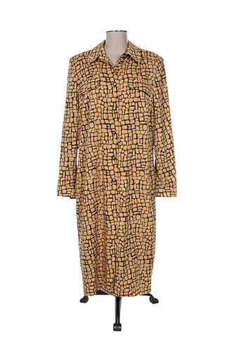 schneberger robes femme de couleur marron