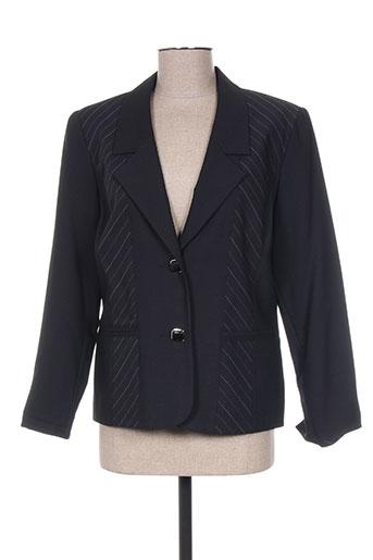 Veste chic / Blazer noir FRANCOISE DE FRANCE pour femme