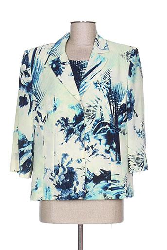 Twin-set bleu COUTUREINE pour femme