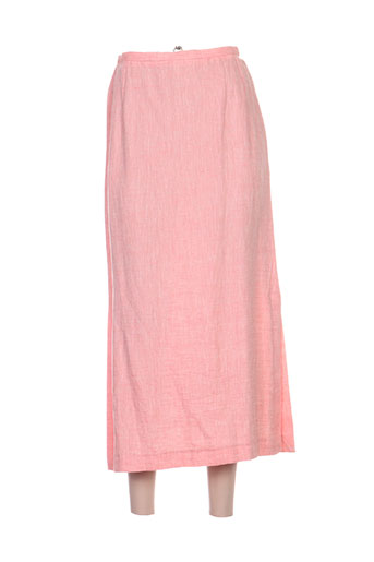 antonelle jupes femme de couleur rose