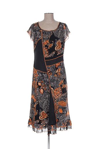 regine robes femme de couleur marron