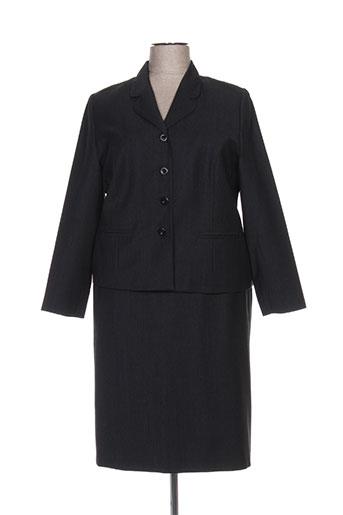 Veste/jupe gris FRANCOISE DE FRANCE pour femme