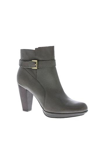 ilario ferucci chaussures femme de couleur gris