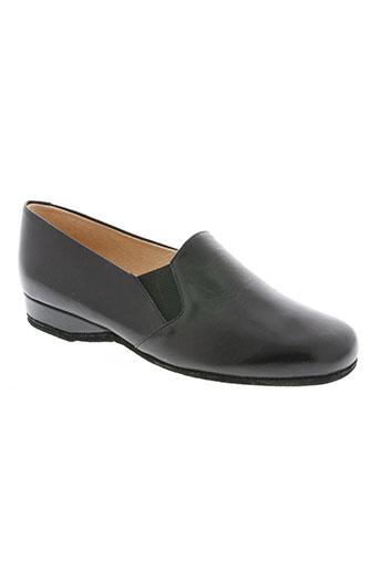 heller chaussures homme de couleur noir