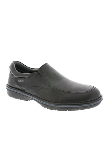 pikolinos chaussures homme de couleur noir