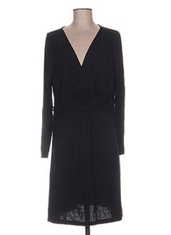 Robe courte noir LILY & ME pour femme