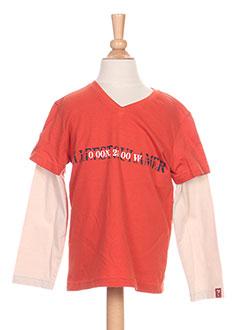Produit-T-shirts-Garçon-ELLE EST OU LA MER
