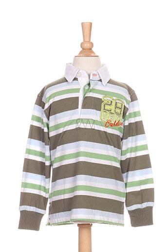 girandola t-shirts garçon de couleur vert