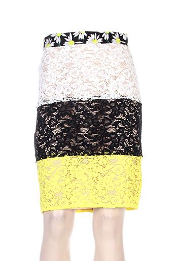 sportmax jupes femme de couleur noir
