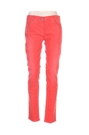 Pantalon casual rouge AMERICAN OUTFITTERS pour femme