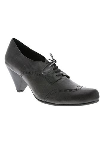swedi chaussures femme de couleur gris